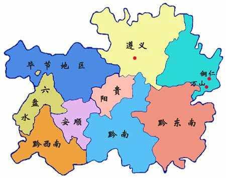 贵州板块股票一览表